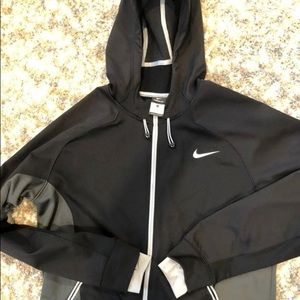 Men's Nike Therma Full Zip Hooded Jacket